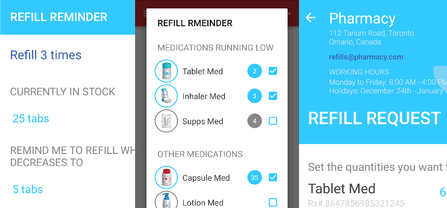 Protected: Pharmacy Reminders